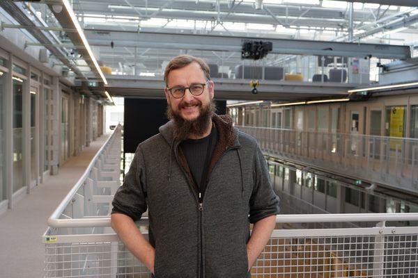 Patrick Le Callet, professeur à Polytech Nantes et chercheur au Laboratoire des sciences du numérique de Nantes