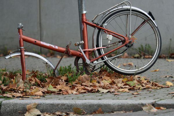 les vols de vélo à Strasbourg ... quels vols ?