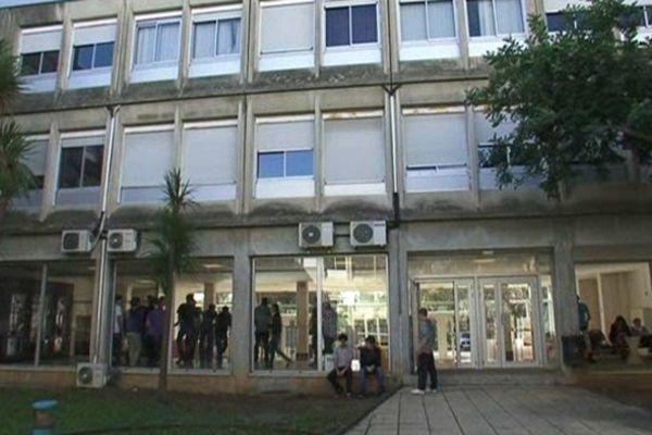 Montpellier - L'IUT a des difficultés de trésorerie et de budget - 22 octobre 2012.