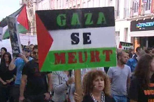 Manifestation dans Lille ce samedi