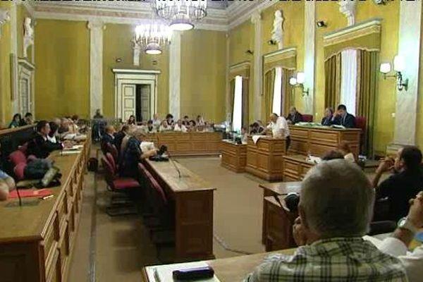ILLUSTRATION - Conseil général de la Corse-du-Sud