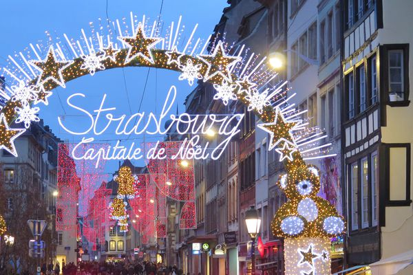 Strasbourg, capitale de Noël, 2016