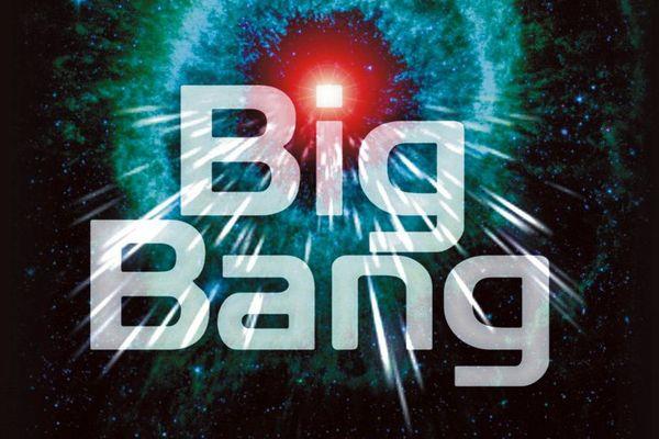 Affiche Big Bang - spectacle d'Alan Simon dans le cadre des Utopiales 2017