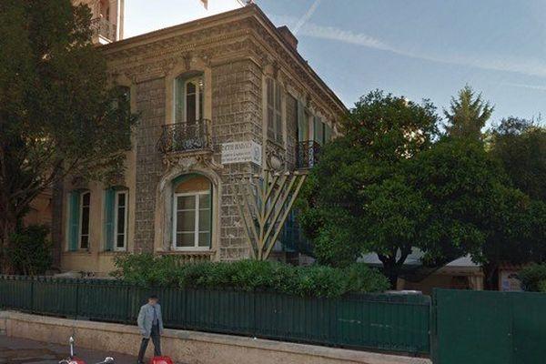Le centre Habad Loubavitch de Nice est situé rue Rossini.