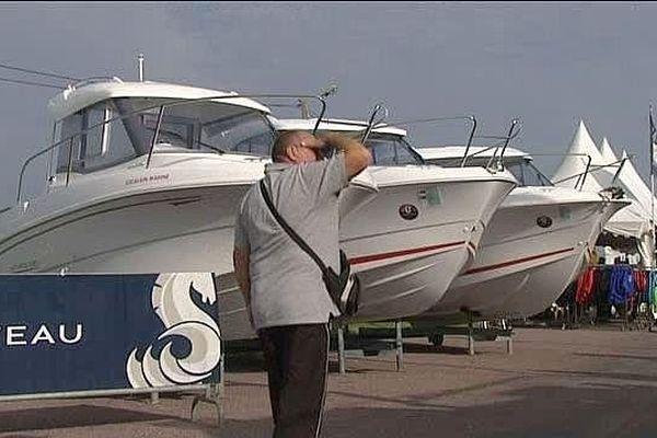250 bateaux sont à vendre au salon Boart Expo de Ouistreham