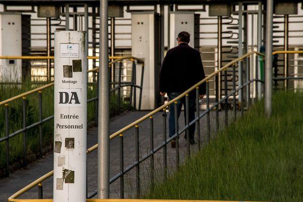 Les salariés de Renault Douai au chômage technique ce lundi matin