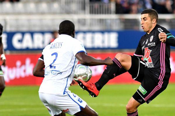 Ligue 2, 37e journée : Auxerre-Ajaccio (1-1)