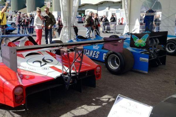 Les 22 et 23 septembre, les passionnés de voitures de collection se sont retrouvés pour vivre des sensations fortes pour le Charade Heroes, près de Clermont-Ferrand dans le Puy-de-Dôme.