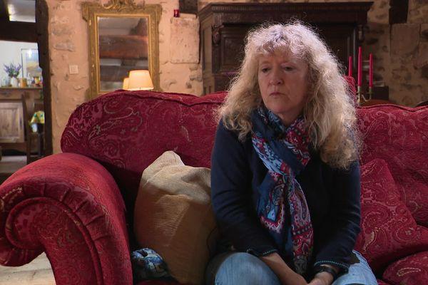 Alison Turiff est conseillère municipale à Combiers en Charente.