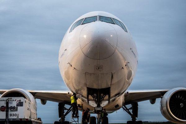 Un Boeing 777 à l'aéroport de Roissy (illustration).