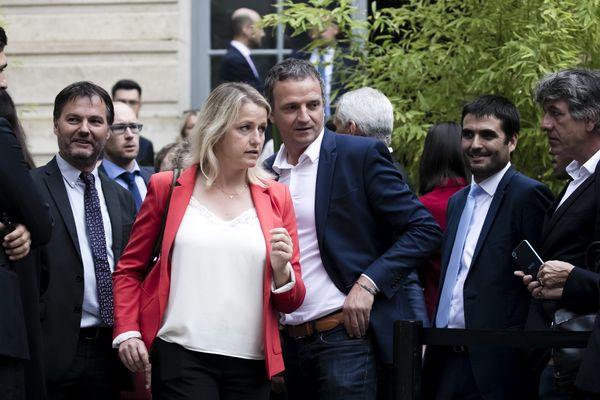 La députée de la 2e circonscription de la Somme au ministère de la Transition écologique après la nomination de François de Rugy, à Paris le 4 septembre 2018.