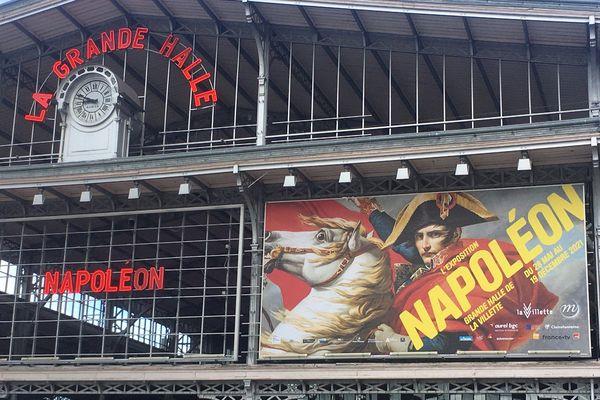 """Du 28 mai au 19 décembre prochain, la Grande Halle de la Villette de Paris accueille """"L'exposition Napoléon""""."""
