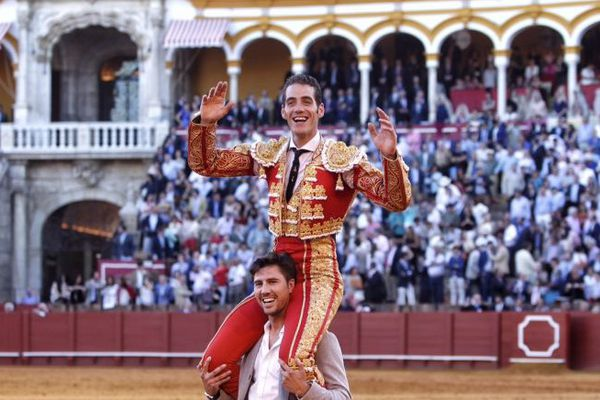 Pepe Moral en triomphe dimanche à Séville. Mais pas de porte du Prince pour lui.