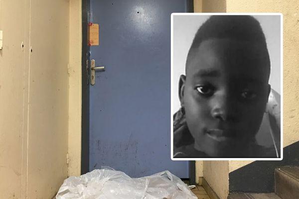 Ivenson, 15 ans, a été tué devant la porte de son domicile le 1er mai dernier.
