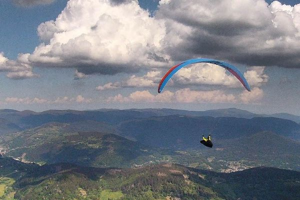 Les Vosges restent le terrain de jeu de cœur de Flavio Funiati, natif de Fellering dans la vallée de Thann.