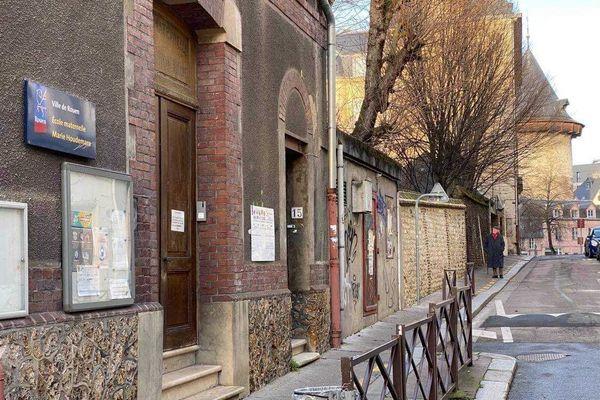 L'école Marie Houdemare à Rouen