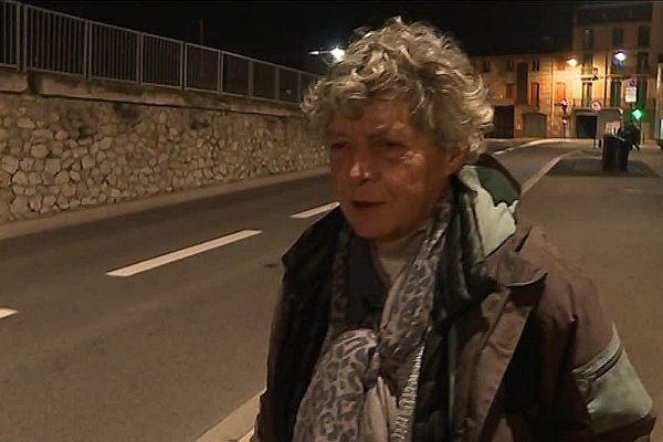 Françoise, SDF à Perpignan depuis 3 ans.