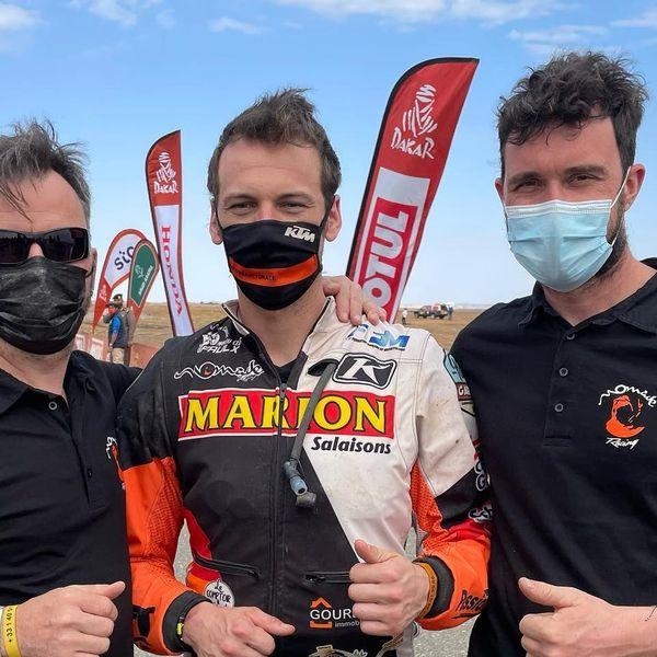 Mathieu Dovèze et son team Nomade Racing ont réalisé une sacrée performance dans ce Dakar 2021.