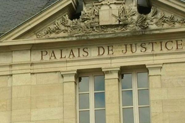Le tribunal de Montluçon dans l'Allier