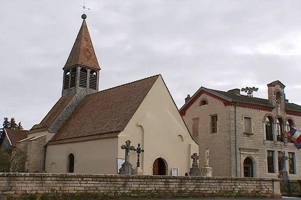 Les 400 000 euros de travaux représentent une somme importante pour la petite commune de Côte-d'Or.