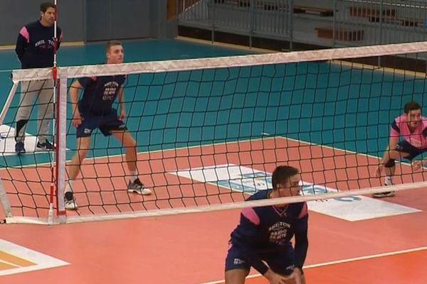 Avant la rencontre face à Montpellier, Sète est dernier du championnat - janvier 2019.