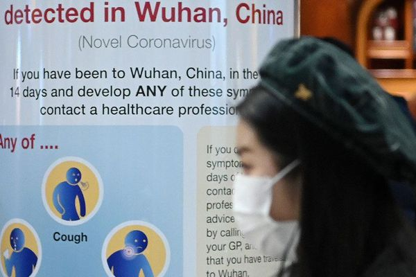 Le coronavirus a tué une centaine de personnes en Chine jusqu'à présent. Photo d'illusration