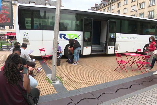 Le vaccino'car sera à Amiens tous les mercredis et samedis de l'été