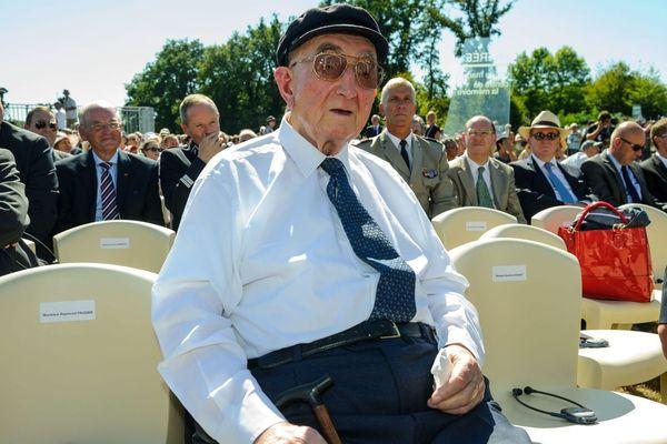 Jean-Marcel Darthout, le 4 septembre 2013
