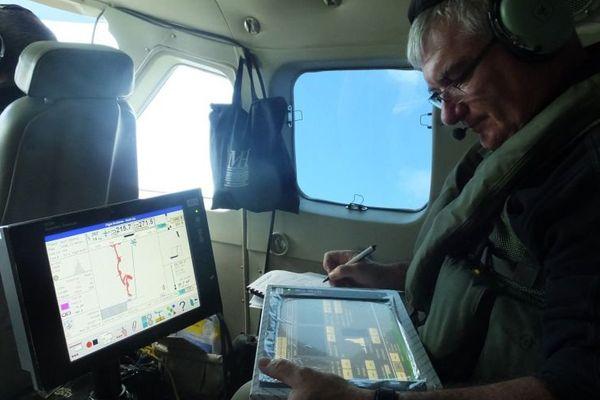 Campagne aérienne Litto3D, pour la gestion du littoral