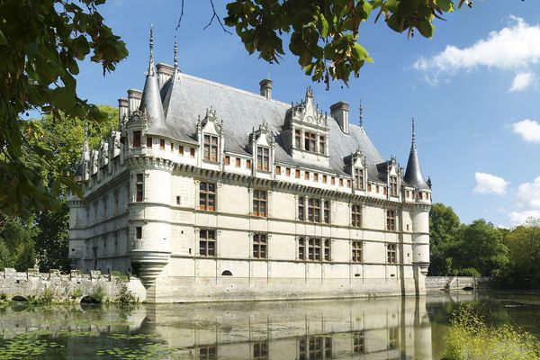A quel point connaissez-vous les châteaux de la Loire, comme celui d'Azay-le-Rideau...