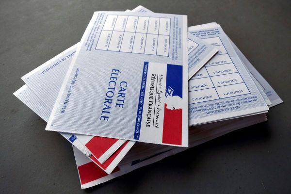 Dimanche 20 Juin, premier tour des élections régionales et départementales