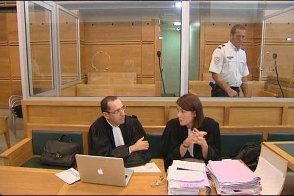 """""""Je reconnais tous les faits"""", a répondu Yoan Gomis ce lundi devant la cour."""