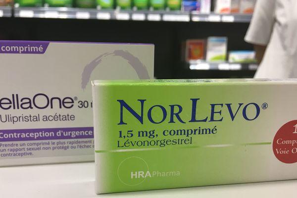 Norvelo et EllaOne sont des pilules du lendemain, un recours à une contraception d'urgence.