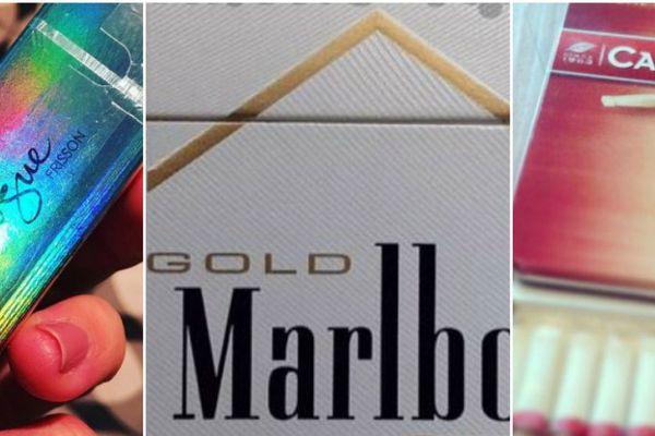 Les marques de tabac Vogue, Marlboro Gold et Café Crème devraient disparaître des bureaux de tabac d'ici un an
