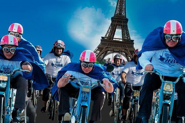 La Team organisatrice du Grand Prix Meule Bleue vient de confirmer officiellement que le prologue de l'édition 2016 aura bien lieu à Paris le Dimanche 11 Septembre.