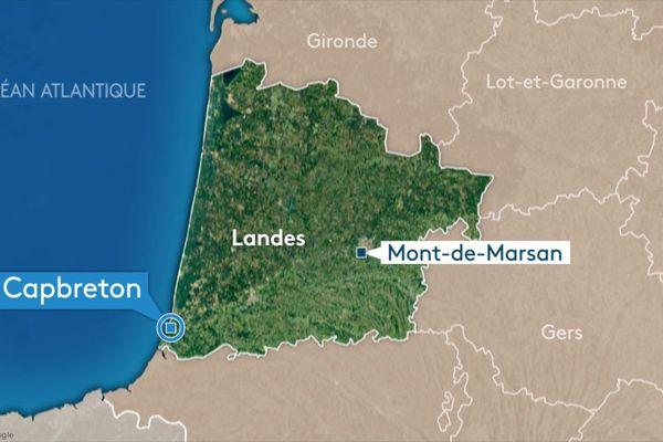 """Le 20 février dernier, trois galettes suspectes étaient découvertes sur une plage de Capbreton. Il s'agit en fait de """"sol fossilisé""""."""