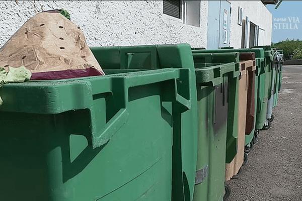 Porticcio : 50.000 habitants et pas de tri sélectif