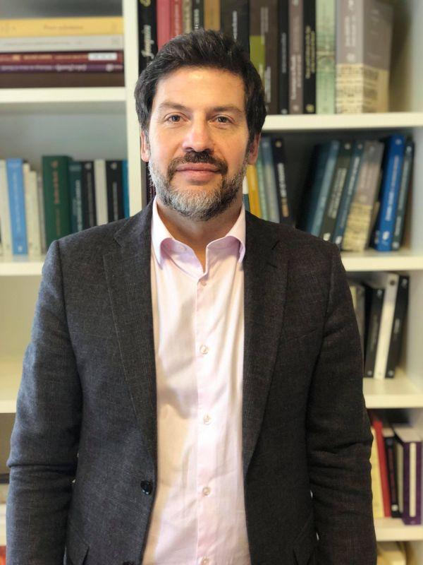 Benoit Pierre, pilote du projet MOOC Renaissance