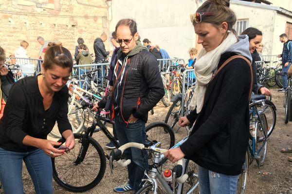 L'association La Rustine organise sa Bourse aux vélos d'automne samedi 28 et dimanche 29 septembre 2019