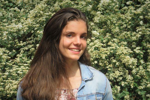 """Florence Vallet, finaliste du concours national """"Et si on lisait... à haute voix"""""""