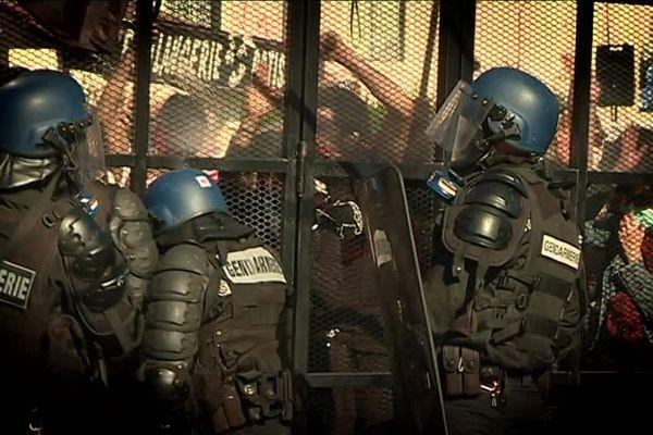 En 2018, le face-à-face entre les anti-corrida et les forces de l'ordre avait été tendu à Rodilhan
