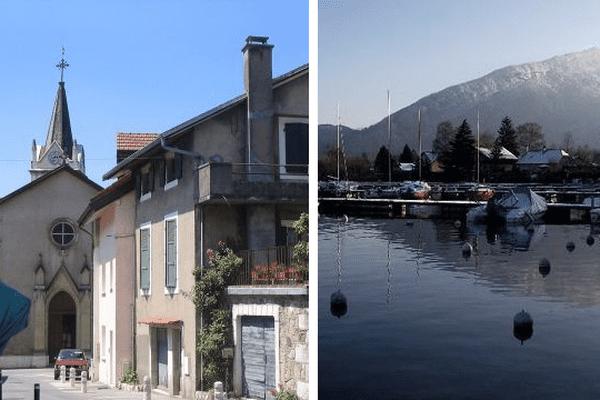Collonge et Saint-Jorioz