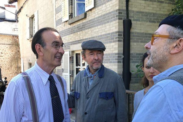 Après 7 saisons et 10 ans de tournage, la série à succès tourne en Limousin les dernières images de son ultime épisode, le 72e.