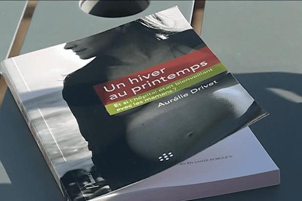 """""""Un hiver au printemps"""", le livre d'Aurélie Drivet"""