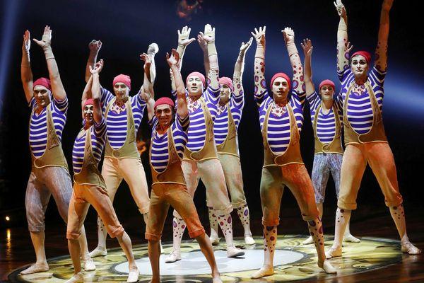La troupe du Cirque du Soleil a vu le jour à Montréal, au Québec en 1984.