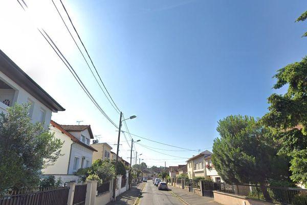 Le drame s'est déroulé avenue Charles-Vaillant, à Sevran en Seine-Saint-Denis.