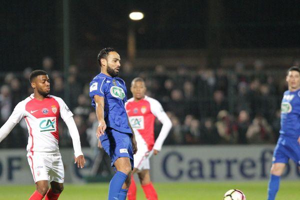 S'il ne s'est pas qualifié en 8e de finale, le club a réussi à pousser le leader du Championnat de France en prolongation