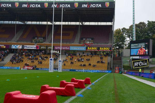 France - Pays-de-Galles au stade Bollaert en 2012