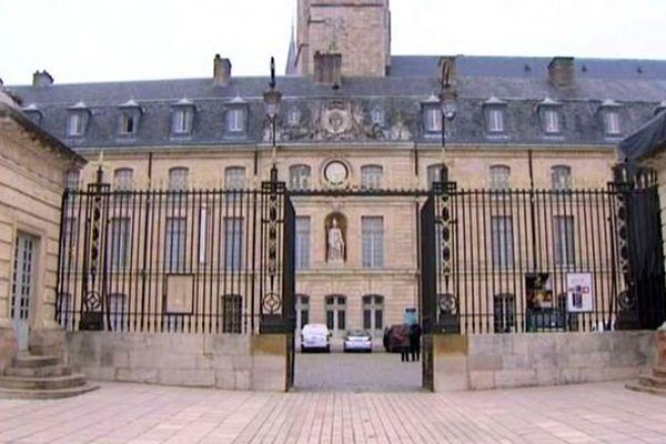 L'hôtel de ville de Dijon