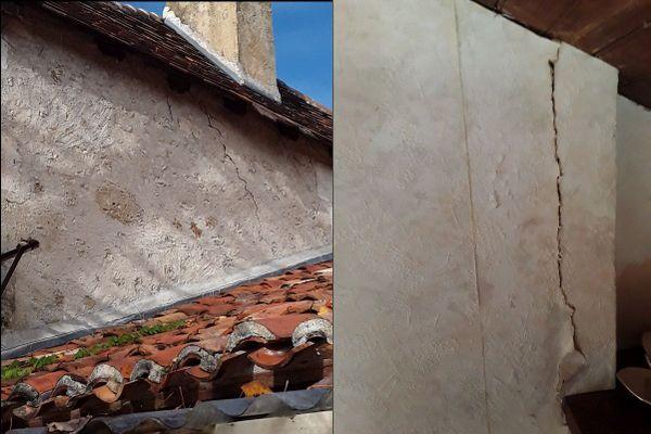 Les mouvements de terrains dus à la sécheresse ont provoqué de nombreux dégâts dans les maisons périgourdines. Sur les 225 demandes de reconnaissance d'état de catastrophe naturelle, l'État n'en a retenu que 21